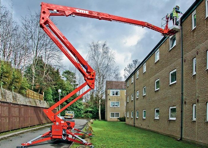 cmc-s19e-spider-lift